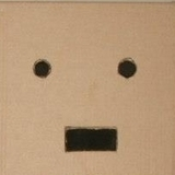 Box Face Man