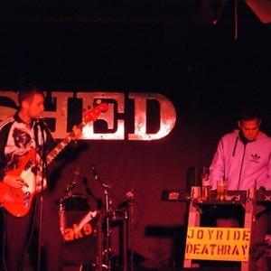 Steve Joyride and Mike Deathray