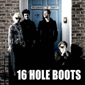 16 Hole Boots