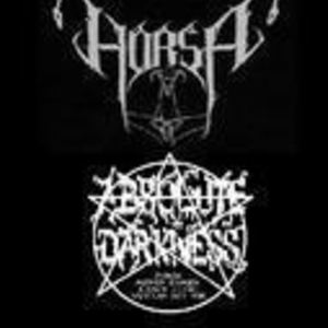 Horsa and Absolute Darkness - The Infernal Lord of Ages
