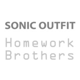 Homework Brothers/Sonic Outfit