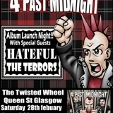 4 PAST MIDNIGHT - STREET PUNK!