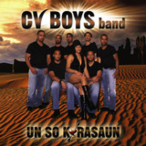 CV BOYS band - Minina Bunita
