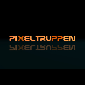 Pixeltruppen - Cracked Diamond
