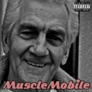 Muscle Mobile - Small Blue Man