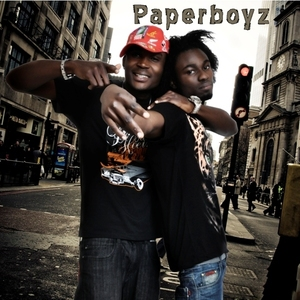 paperboyz - FRIENDS ARE HARD TO FIND - Paperboyz