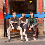 The Orielles - Bobbi's Second World