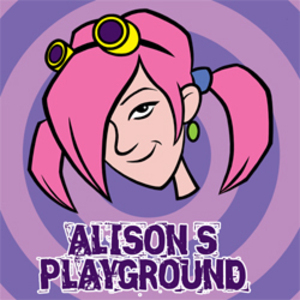 ALISON'S  PLAYGROUND - RISE AND FALL