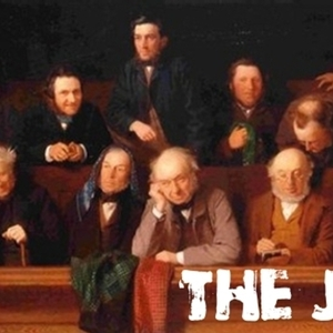 The Jury - May Contain Strobe Lighting