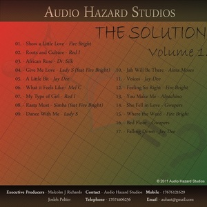 DJ HOLD UP - The Solution Vols 1 Album Demo Preview