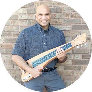 SteelHead - Bohot Pyar Karte Hain Tumko Sanam - Instrumental Steel Guitar