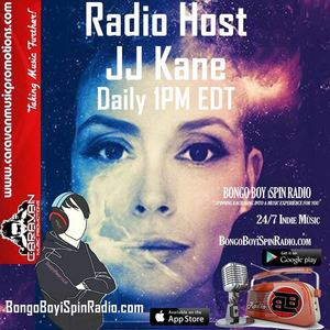 JJ Kane - The Quite Great Radio Show