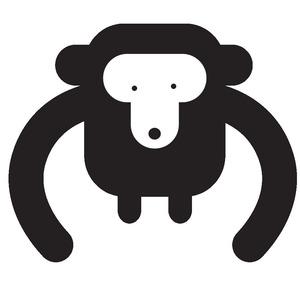 See Monkey Do Monkey - Colorama - Pan Ddaw'r Nos
