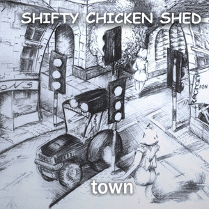 Shifty Chicken Shed - Needed In Gobowen