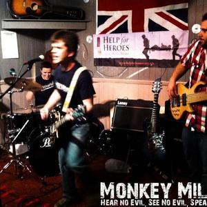 Monkey Militia - The Placebo Effect