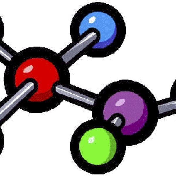 Утро картинки, смешные рисунки молекулы
